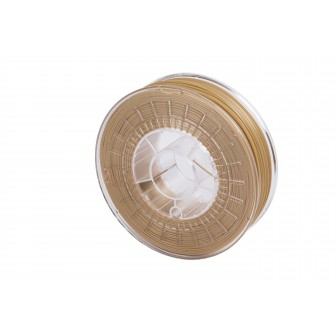 Filament - ABS 1,75 mm, 750 g - Pale Gold